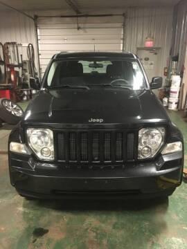 2012 Jeep Liberty for sale at Hamburg Motors in Hamburg NY