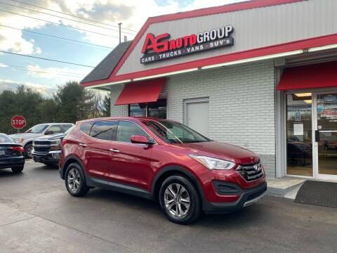 2015 Hyundai Santa Fe Sport for sale at AG AUTOGROUP in Vineland NJ