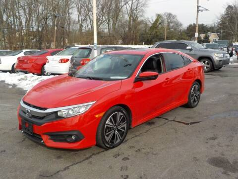 2016 Honda Civic for sale at United Auto Land in Woodbury NJ