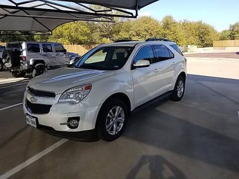 2015 Chevrolet Equinox for sale at Jerry's Buick GMC in Weatherford TX