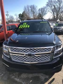 2016 Chevrolet Suburban for sale at Al's Linc Merc Inc. in Garden City MI