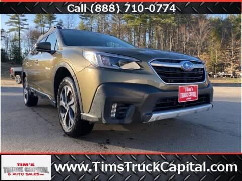 2020 Subaru Outback for sale at TTC AUTO OUTLET/TIM'S TRUCK CAPITAL & AUTO SALES INC ANNEX in Epsom NH