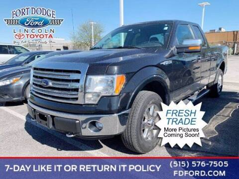 2013 Ford F-150 for sale at Fort Dodge Ford Lincoln Toyota in Fort Dodge IA