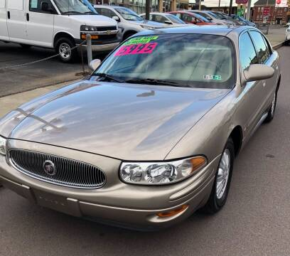2004 Buick LeSabre for sale at Red Top Auto Sales in Scranton PA