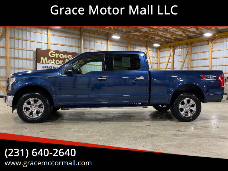2017 Ford F-150 for sale at Grace Motor Mall LLC in Traverse City MI