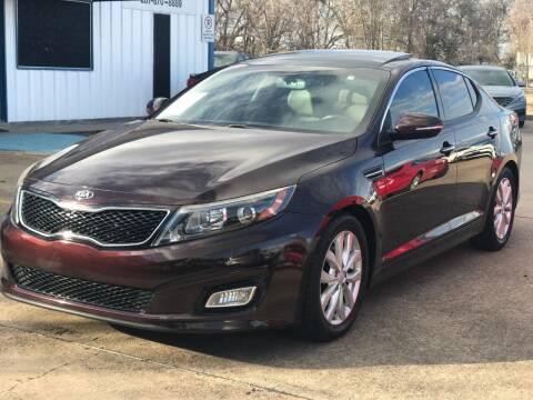 2014 Kia Optima for sale at Discount Auto Company in Houston TX