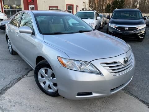 2008 Toyota Camry for sale at High Rated Auto Company in Abingdon MD
