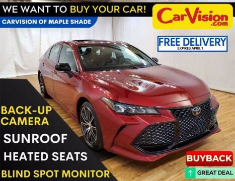 2019 Toyota Avalon for sale at Car Vision Buying Center in Norristown PA