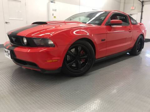2011 Ford Mustang for sale at TOWNE AUTO BROKERS in Virginia Beach VA