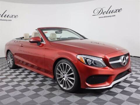2017 Mercedes-Benz C-Class for sale at DeluxeNJ.com in Linden NJ