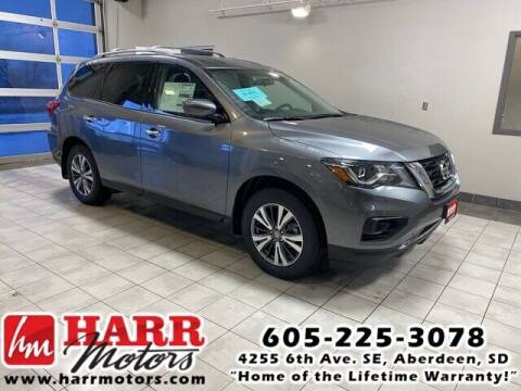 2020 Nissan Pathfinder for sale at Harr's Redfield Ford in Redfield SD
