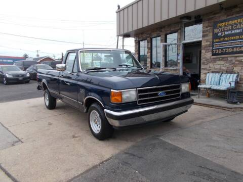 1991 Ford F-150 for sale at Preferred Motor Cars of New Jersey in Keyport NJ
