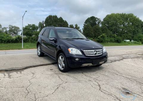 2008 Mercedes-Benz M-Class for sale at InstaCar LLC in Independence MO