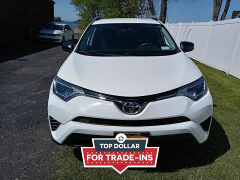2016 Toyota RAV4 for sale at John Lombardo Enterprises Inc in Rochester NY