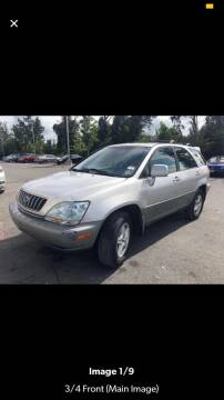 2001 Lexus RX 300 for sale at Trocci's Auto Sales in West Pittsburg PA