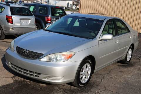 2004 Toyota Camry for sale at JT AUTO in Parma OH