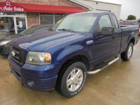 2008 Ford F-150 for sale at US PAWN AND LOAN in Austin AR