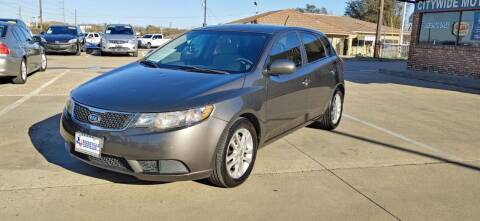 2012 Kia Forte5 for sale at CityWide Motors in Garland TX