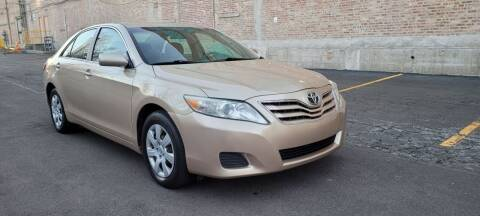 2011 Toyota Camry for sale at U.S. Auto Group in Chicago IL