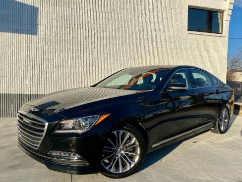 2017 Genesis G80 for sale at ALIC MOTORS in Boise ID