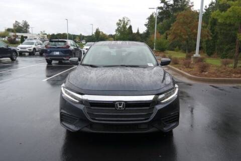 2021 Honda Insight for sale at Southern Auto Solutions - Georgia Car Finder - Southern Auto Solutions - Lou Sobh Honda in Marietta GA