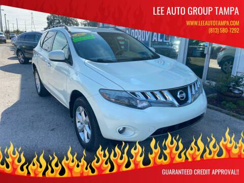 2010 Nissan Murano for sale at Lee Auto Group Tampa in Tampa FL