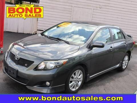 2009 Toyota Corolla for sale at Bond Auto Sales in St Petersburg FL