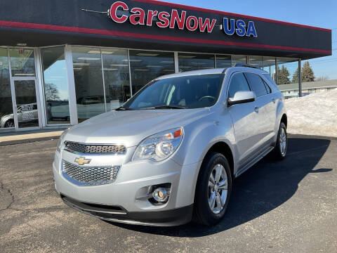 2015 Chevrolet Equinox for sale at A 1 Motors in Monroe MI