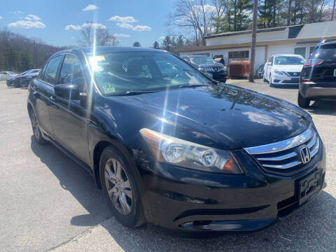2012 Honda Accord for sale at Royal Crest Motors in Haverhill MA