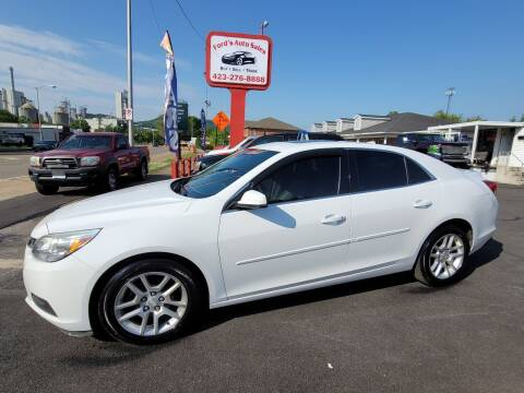 2014 Chevrolet Malibu for sale at Ford's Auto Sales in Kingsport TN