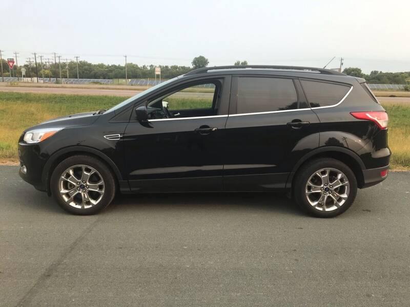 2015 Ford Escape for sale at Whi-Con Auto Brokers in Shakopee MN