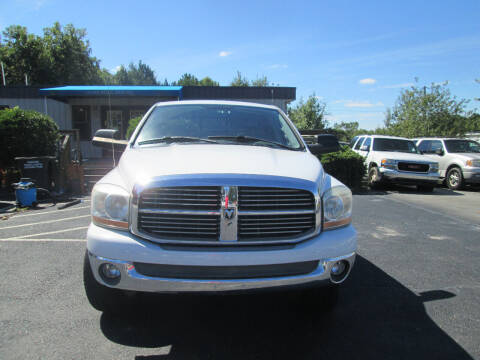 2006 Dodge Ram Pickup 1500 for sale at Olde Mill Motors in Angier NC