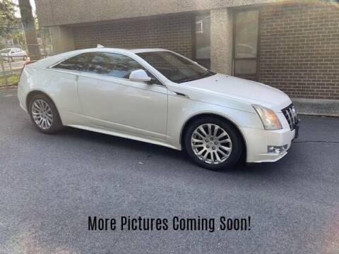 2012 Cadillac CTS for sale at Warner Motors in East Orange NJ