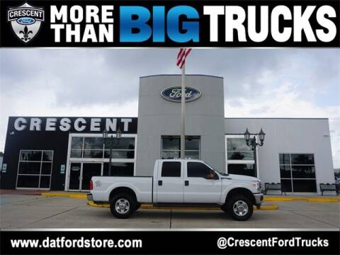 2016 Ford F-250 Super Duty for sale at Crescent Ford in Harahan LA