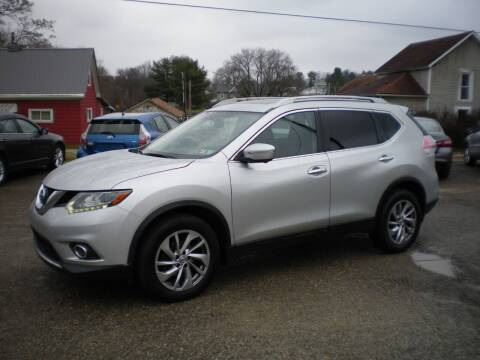 2015 Nissan Rogue for sale at Starrs Used Cars Inc in Barnesville OH