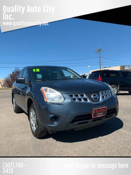 2012 Nissan Rogue for sale at Quality Auto City Inc. in Laramie WY