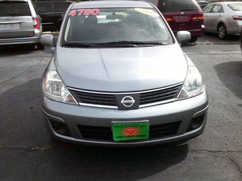 2007 Nissan Versa for sale at JIMS AUTO MART INC in Milwaukee WI