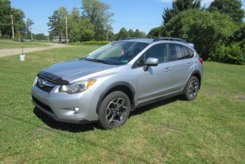 2014 Subaru XV Crosstrek for sale at Clearwater Motor Car in Jamestown NY