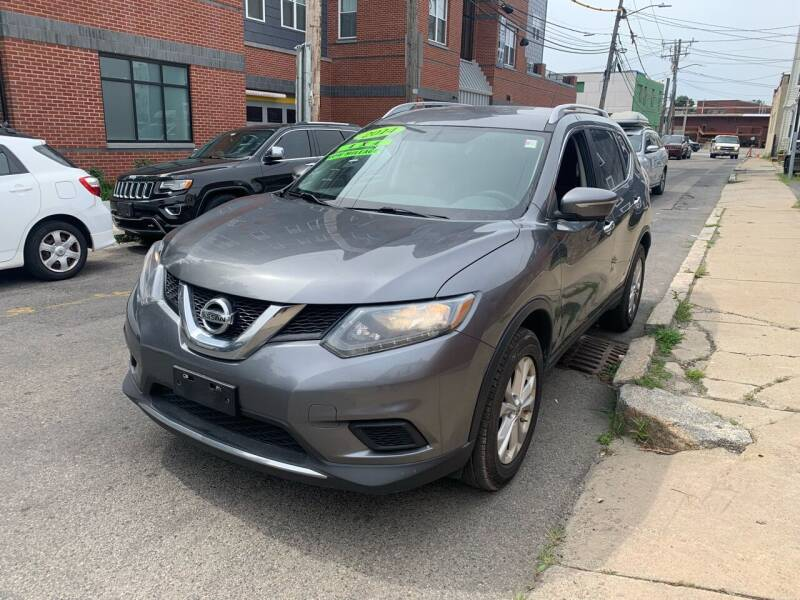 2014 Nissan Rogue for sale at Rockland Center Enterprises in Boston MA