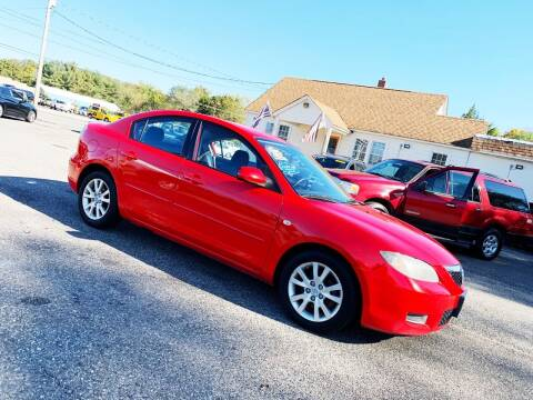 2007 Mazda MAZDA3 for sale at New Wave Auto of Vineland in Vineland NJ