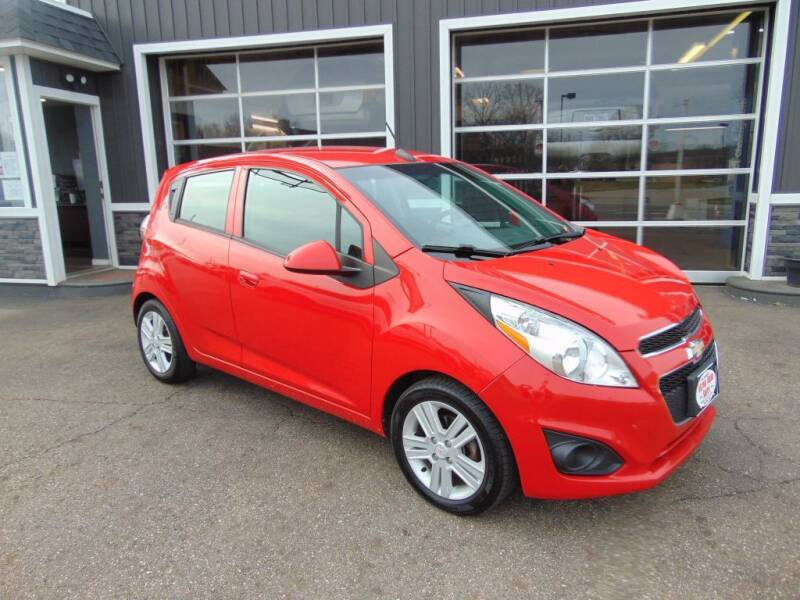 2014 Chevrolet Spark for sale at Akron Auto Sales in Akron OH