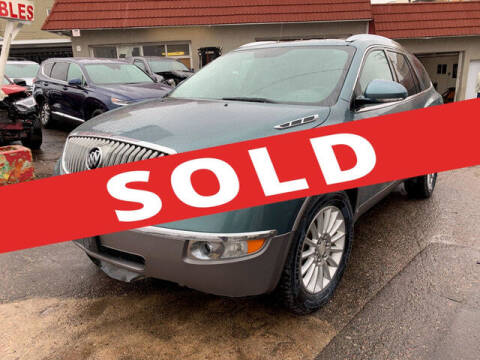 2009 Buick Enclave for sale at ELITE MOTOR CARS OF MIAMI in Miami FL