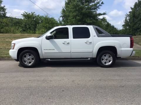 2011 Chevrolet Avalanche for sale at Rayyan Auto Sales LLC in Lexington KY
