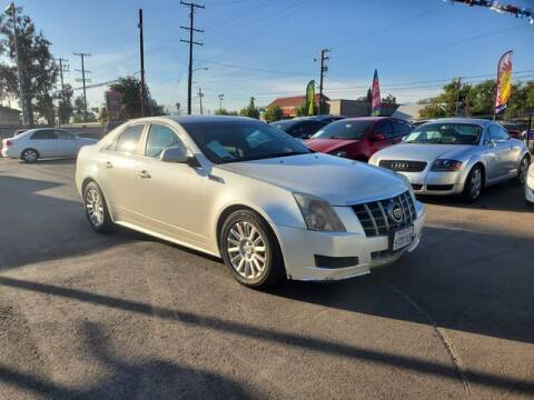 2012 Cadillac CTS for sale at Silver Star Auto in San Bernardino CA