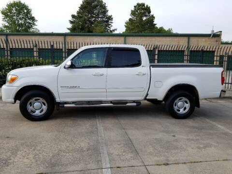 2006 Toyota Tundra for sale at Hollingsworth Auto Sales in Wake Forest NC