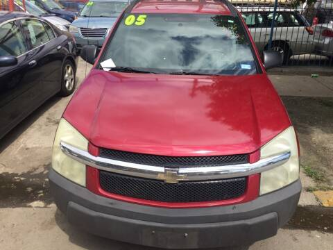 2005 Chevrolet Equinox for sale at HW Used Car Sales LTD in Chicago IL