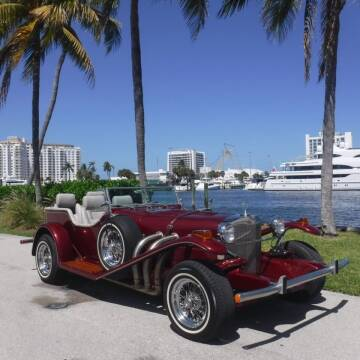 1973 Excaliber Phaeton SS for sale at Choice Auto in Fort Lauderdale FL