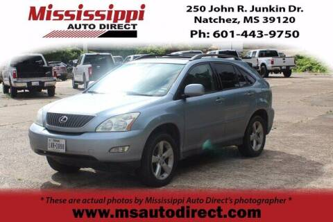 2004 Lexus RX 330 for sale at Auto Group South - Mississippi Auto Direct in Natchez MS