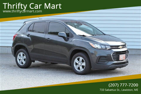2019 Chevrolet Trax for sale at Thrifty Car Mart in Lewiston ME