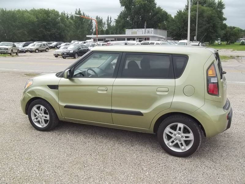 2010 Kia Soul for sale at BRETT SPAULDING SALES in Onawa IA